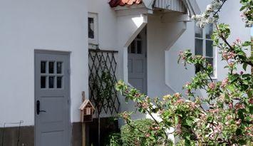 Egen sommarvilla centralt i Kullabygden