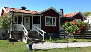 Köpingsvik villa vid havet