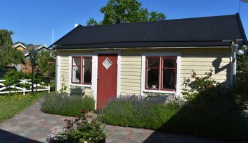 Cozy cottage in central Borgholm