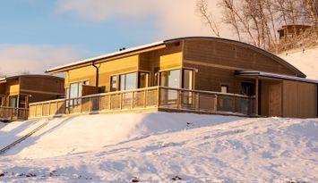Exklusiv stuga i Hemavan - Ski in/ Ski out