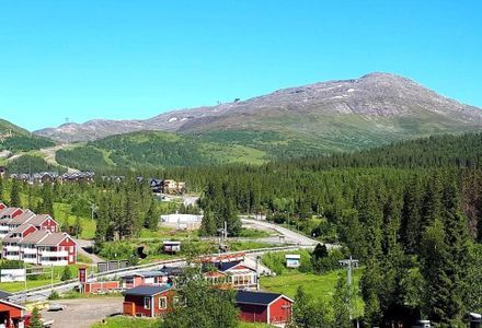 Accommodation with 4 beds in Björnen - 2 + 2 bedden in Åre, Björnen - Jämtlands län