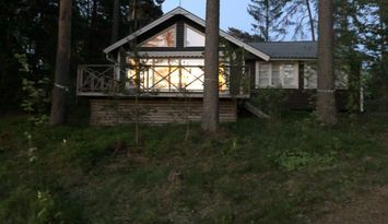 Holiday home in northern Vättern, Harge Askersund