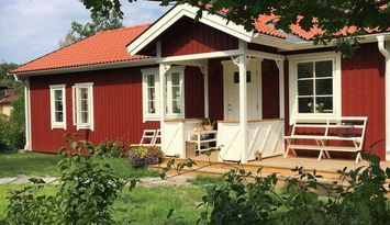 Family-friendly house in Stockholm Archipelago