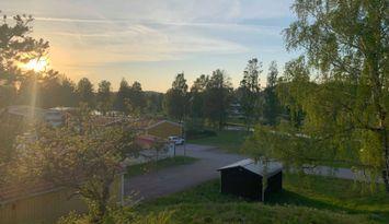 Wohnung am See in Virserum (Småland)