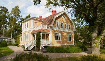 Villa Solbacka - ett skärgårdsparadis