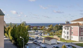 Mysig lägenhet i Visby med havsutsikt VECKA 32