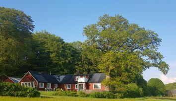 Idyllisches Sommerhaus auf der Bjäre-Halbinsel