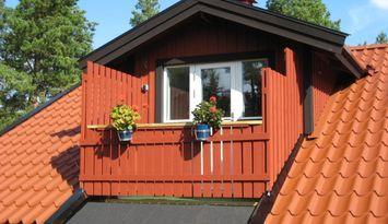 Sommarboende på Ingarö i Stockholms skärgård