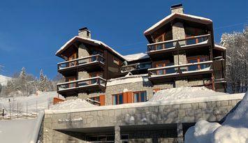 Tottbacken Peak Performance Mountain House