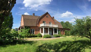 Stort Charmigt hus i Småland, Eksjö, Vimmerby