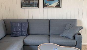 Nybyggd stuga Kåbdalis