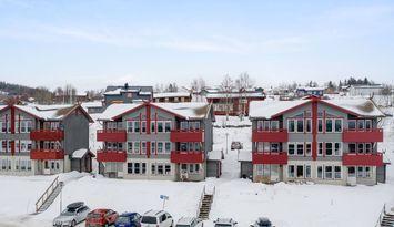 Toppenläge centralt i Funäsdalen