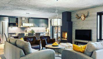 Nybyggd lägenhet intill Klarälven