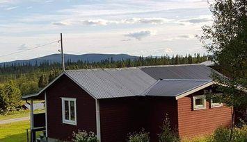 Stuga i Högvålen, Sveriges högst belägna by
