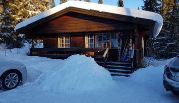 Gebirgshütte im Vemdalsgebirge – Storhogna