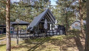 Lovely summer house in Nyhusen, Yngsjö