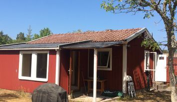 Stuga i Byxelkrok på norra Öland