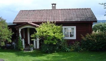 Boende med två bäddar, ev tre, i byn Västanvik