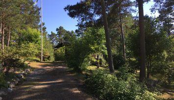 Skärgårdsvilla uthyres Dalarö.