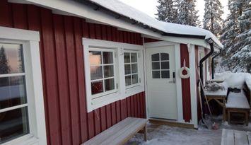 Fritidshus i populära Järven i Björnen, Åre