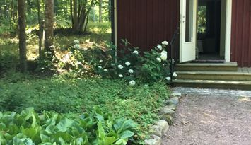 Wonderful lakeside cottage