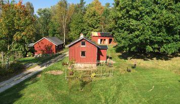 Cottage in Bohuslan on the Swedish West coast