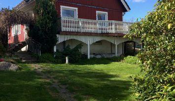 Lägenhet vid svenska västkusten