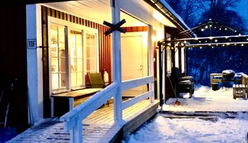Trivsam fjällstuga i Klimpfjäll/Soldalen