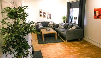 Central belägen Lägenhet i Karlshamn 104 m², 3 sov