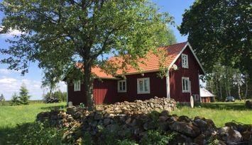 Ruhiges u schönes Ferienhaus im Wald