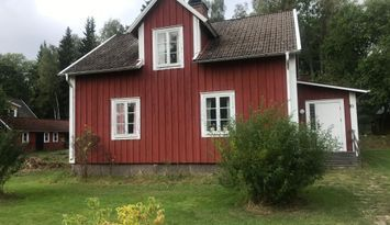 Lantlig stuga nära till sjö/skog, 20min till Växjö