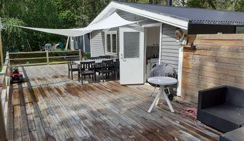 Nice Cabin with sauna and close to lake Mälaren