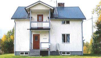 Naturnära hus i vackra Arjeplog