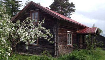 Gemütliches Holzhaus in Skattungbyn, Dalarna