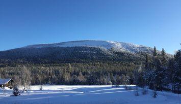Skidor i Stöten , bo i avkopplande miljö